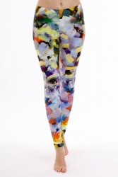 Aurora Leggings paint