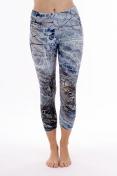 Opal Capri Leggings thunder