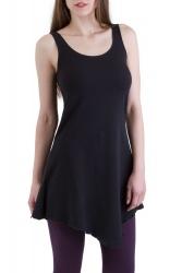 Velina Kleid schwarz