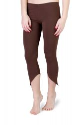 Ori Leggings braun