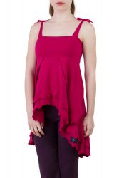 Ametrine Top/Rock dark magenta