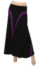 Crystal schwarz-indigo
