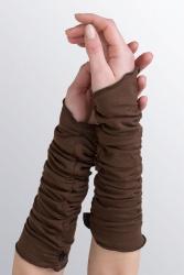 Beryl Arm-Wärmer braun
