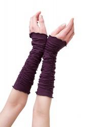 Beryl Arm-Stulpen violett