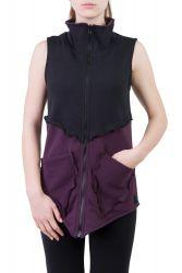 Peridot schwarz violett
