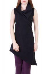 Leila Kleid schwarz