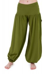 Nishta Trousers green
