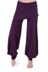 Lotus Hose violett