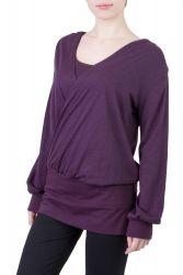 Dahlie Shirt violett