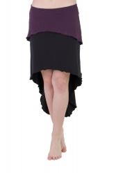 Dana Rock violett-schwarz