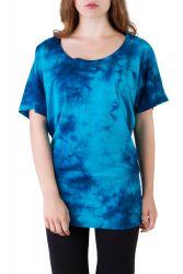 Gina T-Shirt batik ocean