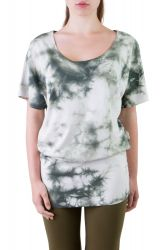 Gina T-Shirt batik forest