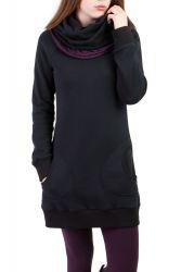 Aalia Pullover schwarz