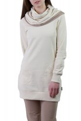 Aalia Pullover off white